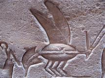 egyptische-faraos-aten-al-natuurhoning